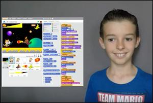 Les niveaux dans Scratch pour les kids