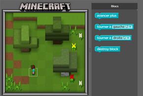 Faire une heure de code avec Minecraft, Star Wars et La Reine des neiges