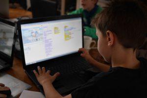 Coding goûter : on continue avec Scratch