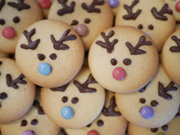Des biscuits pour le coding goûter