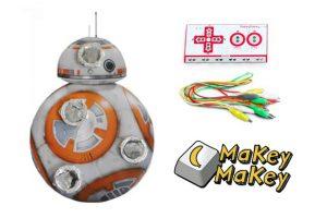 Que faire avec Makey Makey ? Fabriquer un Docteur maboul version Star Wars !