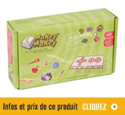 Tout savoir sur le Kit Makey Makey