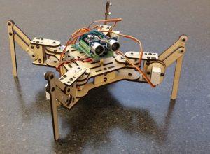 Robot écolo par Mickael Guého