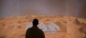 Visite de la planète Mars