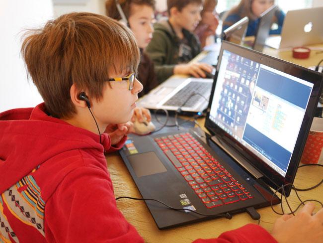 Faire en Scratch un jeu vidéo de combat