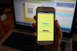 Coding gouter : créer une application pour mobile