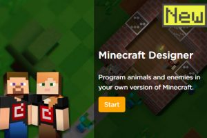 Hour of code Minecraft : Designer ou Aventurier ?