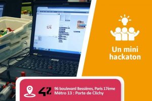 Hackaton à Startup for Kids