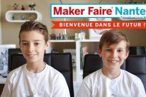 Des Loustics à Maker Faire Nantes
