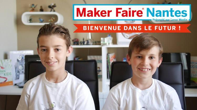 Des Loustics seront présents à Maker Faire Nantes 2017