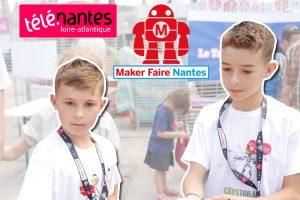 Le Made in Nantes a plus que jamais la côte à Maker Faire (TéléNantes)