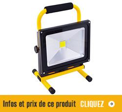 Infos et prix pour une lampe pour fond vert