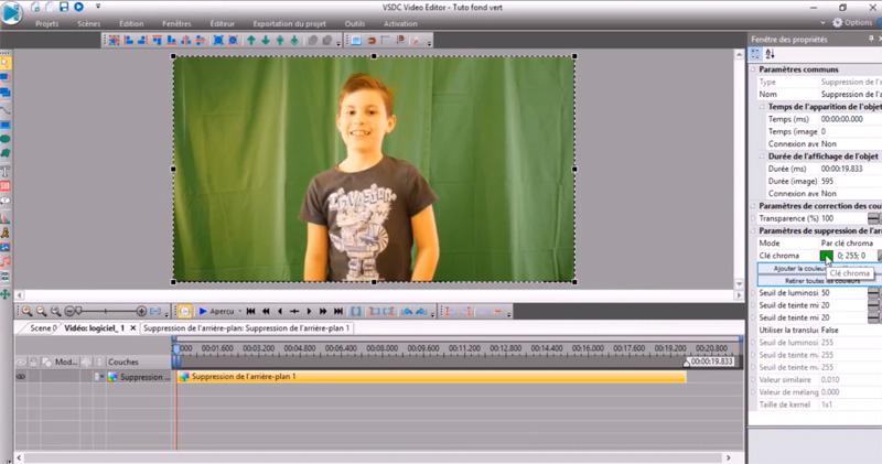 Logiciel de montage vidéo gratuit