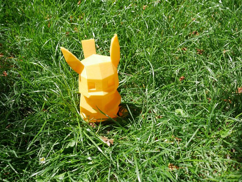 Pikachu Impression 3D