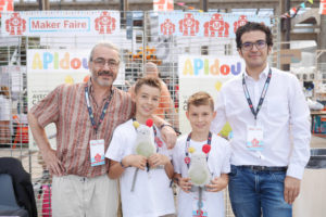APIdou : l'objet connecté pour les enfants
