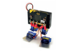 Petits robots à fabriquer : le livre pour créer son robot