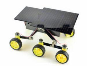 Créer un robot tout terrain