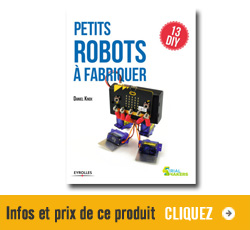 Infos et prix pour le livre Petits Robots à fabriquer