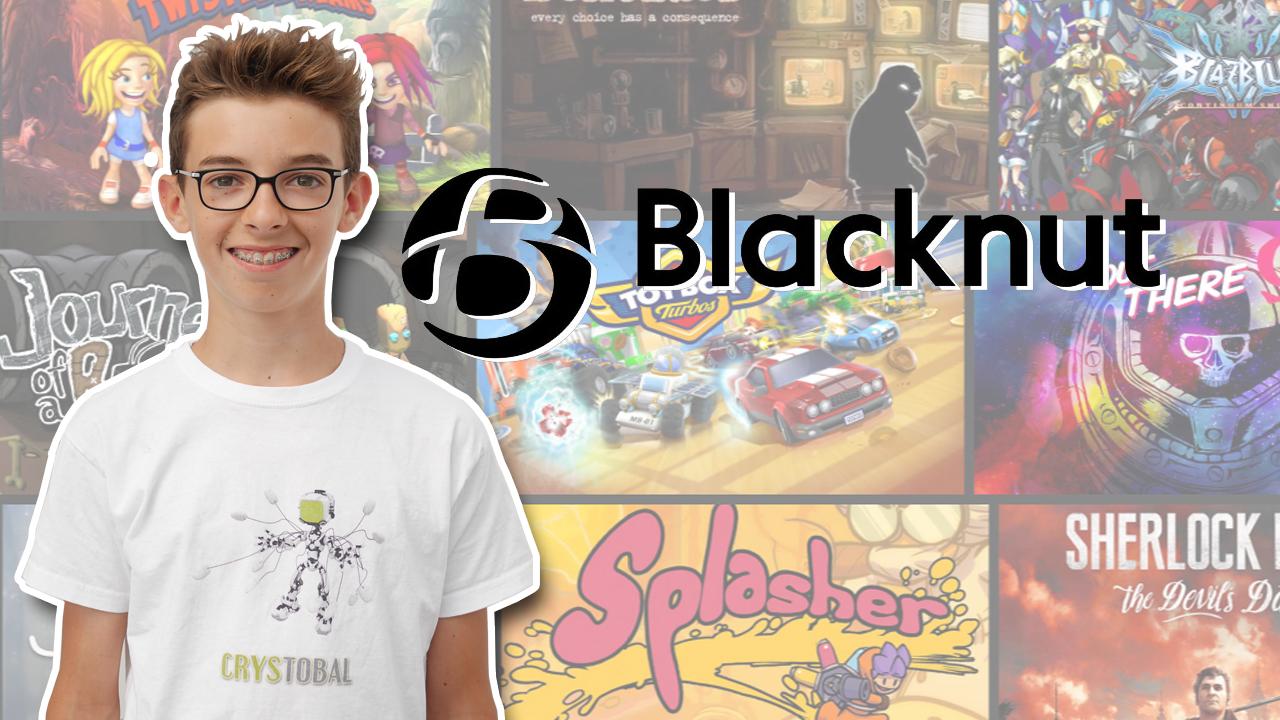 La plateforme de jeux vidéo Blacknut