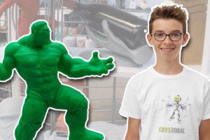 Impression 3D écologique 100% Nantes avec les 7 Mondes