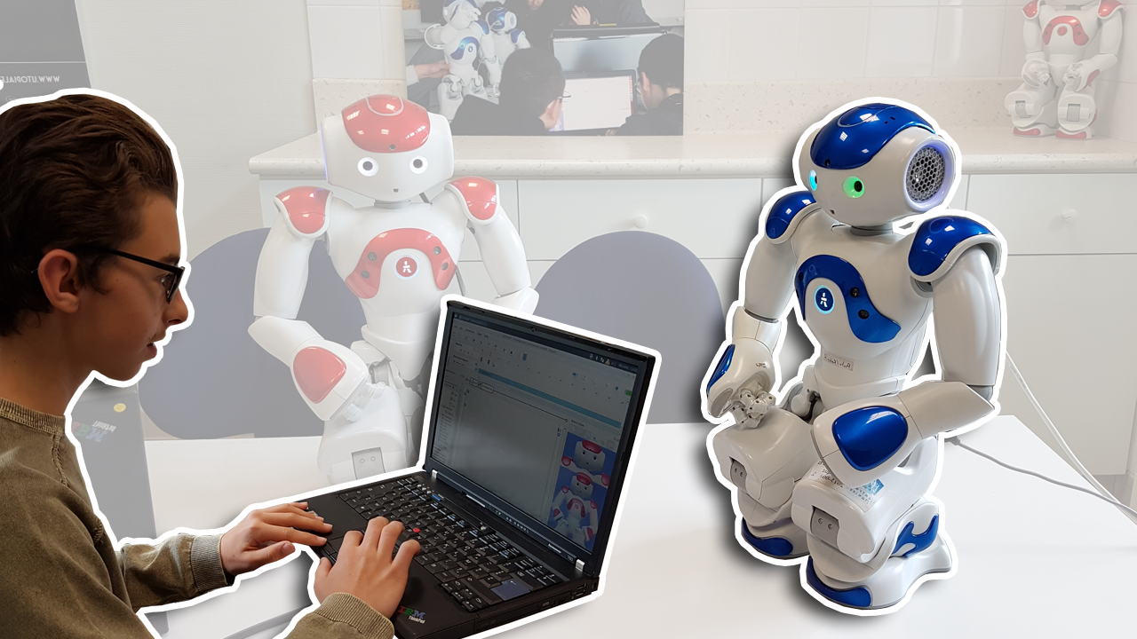 Apprendre à programmer NAO, le robot humanoïde