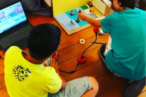 Moonkeys : ateliers de stage et de coding