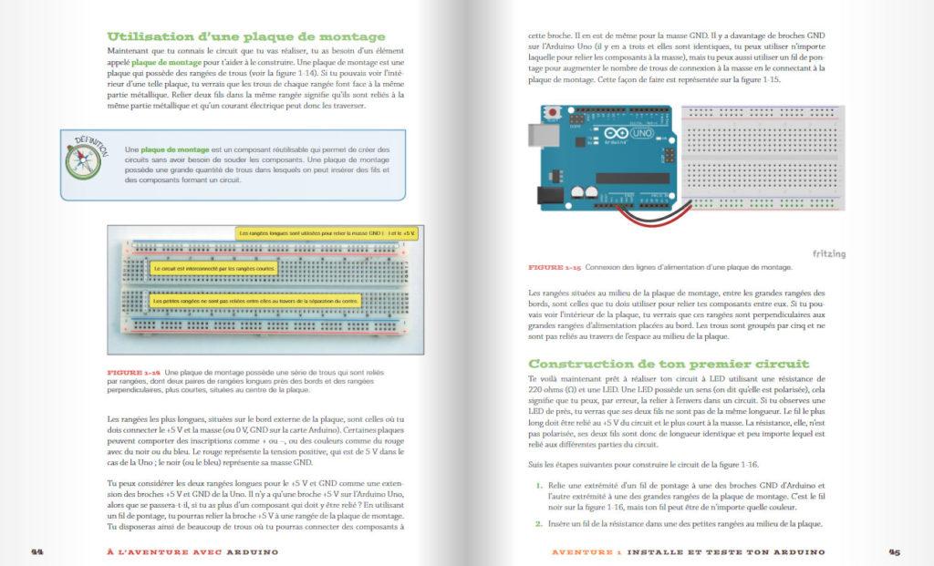 carte électronique Arduino