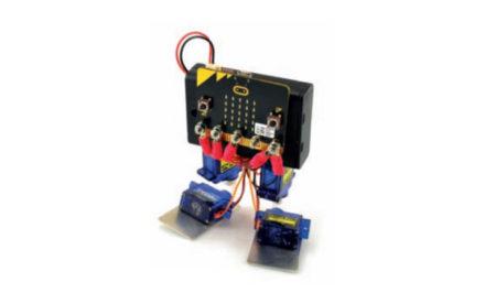 Créer un robot marcheur